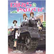 Girls Und Panzer, vol. 1 by Girls Und Panzer Projekt; Saitaniya, Ryouichi, 9781626920569