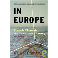 In Europe by MAK, GEERT, 9780307280572