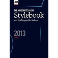 2013 AP Stylebook by Associated Press, 9780917360572