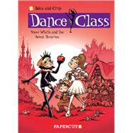 Dance Class #8: Snow White and the Seven Dwarves by Beka; Crip, 9781629910574