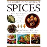 The World Encyclopedia of Spices by Sallie Morris; Lesley Mackley, 9780754800576