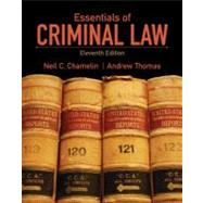 Essentials of Criminal Law, 11/e by CHAMELIN, 9780135110577