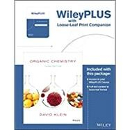 Organic Chemistry, 3e WileyPLUS Registration Card + Loose-leaf Print Companion by Klein, David, 9781119340577