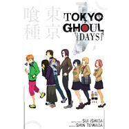 Days by Towada, Shin; Ishida, Sui (CRT), 9781421590578
