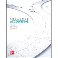 ADVANCED ACCOUNTING by Unknown, 9781260110579