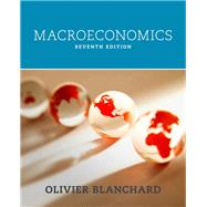 Macroeconomics by Blanchard, Olivier, 9780133780581