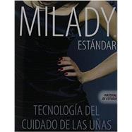Spanish Study Resource for Milady Standard Nail Technology, 7th Edition by Milady, 9781285080581