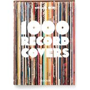 1000 Record Covers by Ochs, Michael, 9783836550581