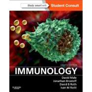 Immunology (Book with Access Code) by Male, David, 9780323080583