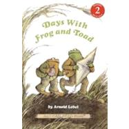Days With Frog and Toad by Lobel, Arnold, 9780064440585