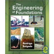 The Engineering of Foundations by Salgado, Rodrigo, 9780072500585