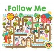 Maze Book: Follow Me by Priddy, Roger, 9780312520588