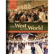 The West in the World Volume 2 with Connect 1-Term Access Card by Sherman, Dennis; Salisbury, Joyce, 9781259670589
