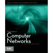 Computer Networks by Peterson, Larry L.; Davie, Bruce S., 9780123850591
