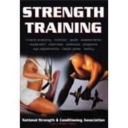 Strength Training by NSCA -National Strength &, 9780736060592