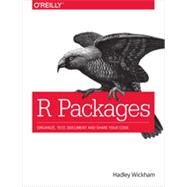 R Packages by Wickham, Hadley, 9781491910597