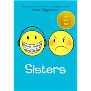 Sisters by Telgemeier, Raina, 9780545540599