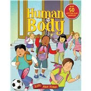 Human Body Lift-the-Flap by Lewis, Anthony; Brooks, Susie, 9780753470602