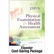 Physical Examination and Health Assessment + Elsevier Adaptive Quizzing by Jarvis, Carolyn, 9780323310604