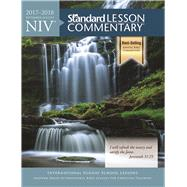 NIV® Standard Lesson Commentary® 2017-2018 by Standard Publishing, 9781434710604