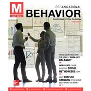 M: Organizational Behavior, 3rd REVISED Edition by McShane, Steven; Von Glinow, Mary, 9780077720605