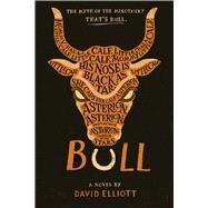 Bull by Elliott, David, 9780544610606