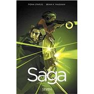 Saga 7 by Vaughan, Brian K.; Staples, Fiona, 9781534300606