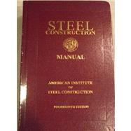 Steel Construction Manual by , 9781564240606