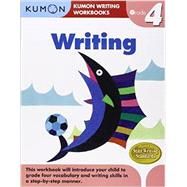Writing: Grade 4 by Kumon, 9781935800606