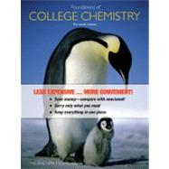 Foundations of College Chemistry, 13th Edition by Morris Hein (Mount San Antonio College); Judith N. Peisen (Hagerstown Community College); Robert L. Miner (Mount San Antonio College), 9780470460610