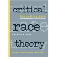 Critical Race Theory by Delgado, Richard; Stefancic, Jean, 9781439910610