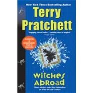 Witches Abroad by Pratchett Terry, 9780061020612