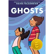 Ghosts by Telgemeier, Raina; Telgemeier, Raina; Telgemeier, Raina, 9780545540612