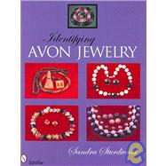 Identifying Avon Jewelry by Sturdivant, Sandra, 9780764330612