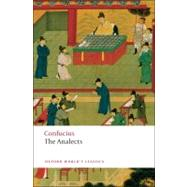 The Analects by Confucius; Dawson, Raymond, 9780199540617