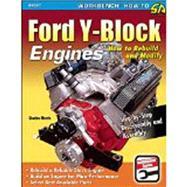 Ford Y-Block Engines by Morris, Charles, 9781613250617