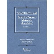 Burton and Eisenberg's Contract Law: Selected Source Materials Annotated, 2014 by Burton; Eisenberg, 9781628100617