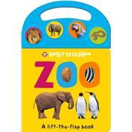 Noisy Peekaboo: Zoo by Priddy, Roger, 9780312520618