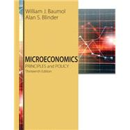 Microeconomics Principles and Policy by Baumol, William J.; Blinder, Alan S., 9781305280618