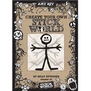 Create Your Own Stick World Kit: Includes Technique Book, Pens, and 80 Page Drawing Journal! by Attinger, Billy, 9781631060618