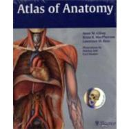 Atlas of Anatomy by Gilroy, Anne M.; MacPherson, Brian R.; Ross, Lawrence M., M.D., Ph.D.; Schuenke, Michael (CON); Schulte, Erik (CON), 9781604060621