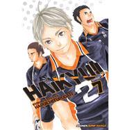 Haikyu!! 7 by Furudate, Haruichi, 9781421590622