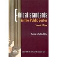 Ethical Standards in the Public Sector by Salkin, Patricia E., 9781604420623