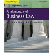 Cengage Advantage Books: Fundamentals of Business Law by Miller,Roger LeRoy, 9781111530624