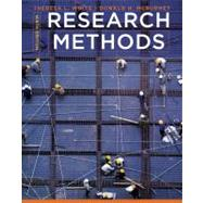 Research Methods by White, Theresa L.; McBurney, Donald H., 9781111840624