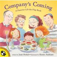 Company's Coming A Passover Lift-the-flap Book