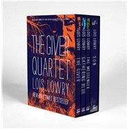 The Giver Quartet by Lowry, Lois, 9780544340626