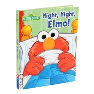 Night, Night, Elmo! by Gold, Gina; Kwiat, Ernie, 9780794440626
