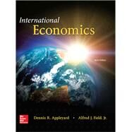 International Economics by Appleyard, Dennis; Field, Alfred, 9781259290626
