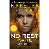 No Rest for the Wicked by Cole, Kresley, 9781501120626